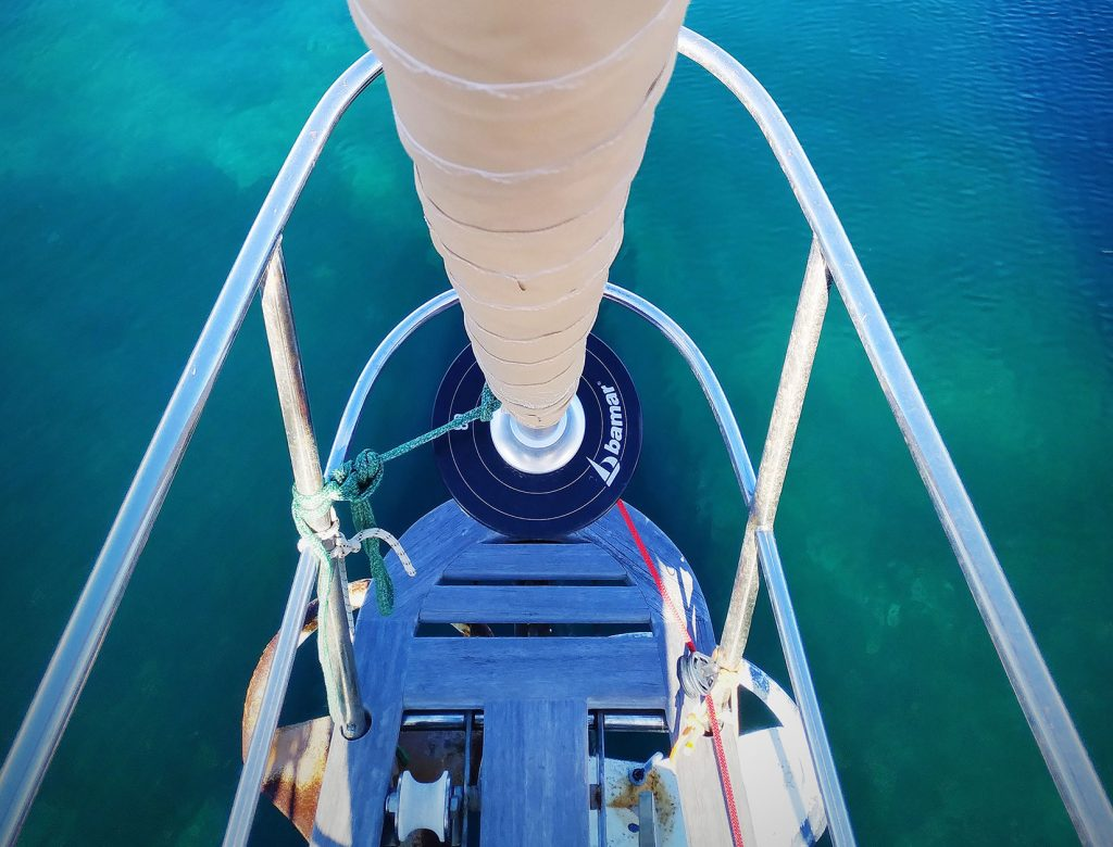 GFM C3 Sailing Shibumi