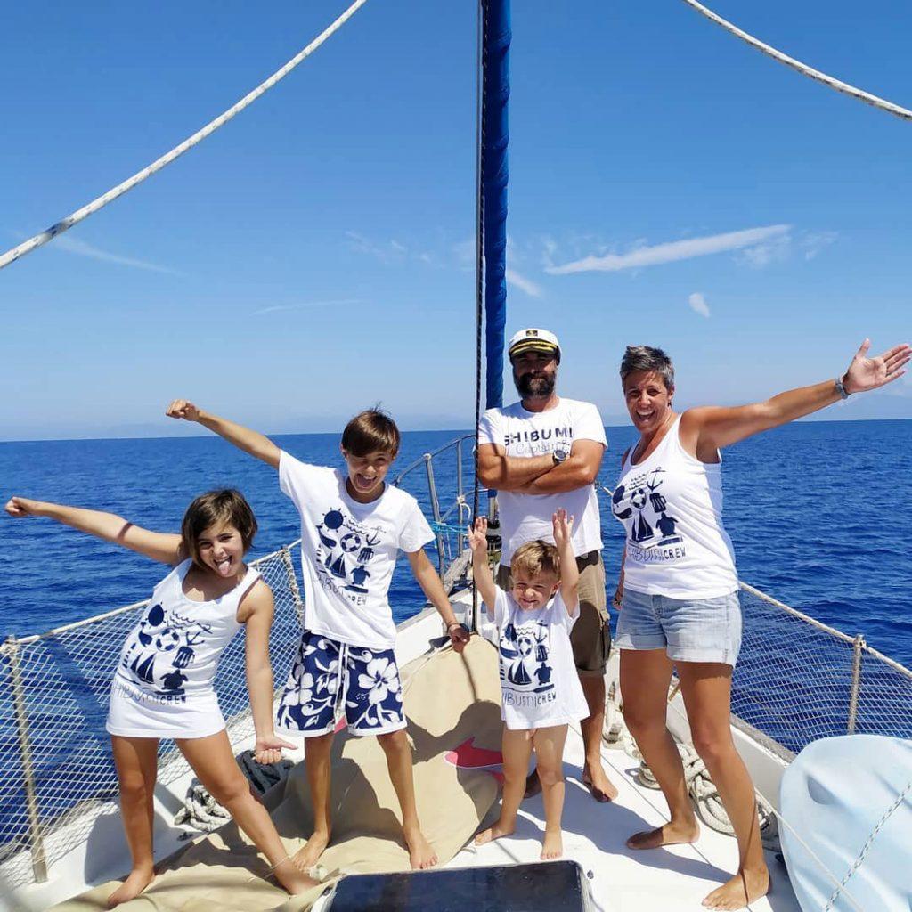 Sailing Shibumi